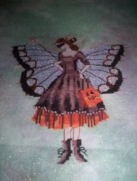 Haloween Fairy