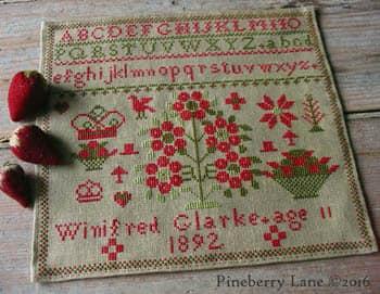 winifred glarke